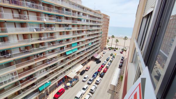 Inmobiliaria Cullera Playa Gestitur - Apartamento en la zona San Antonio. #6000 - En Venta