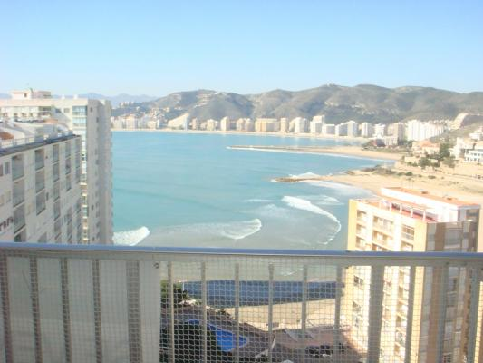 Inmobiliaria Cullera Playa Gestitur - Apartamento en Primera línea de Playa. #4332 - En Venta