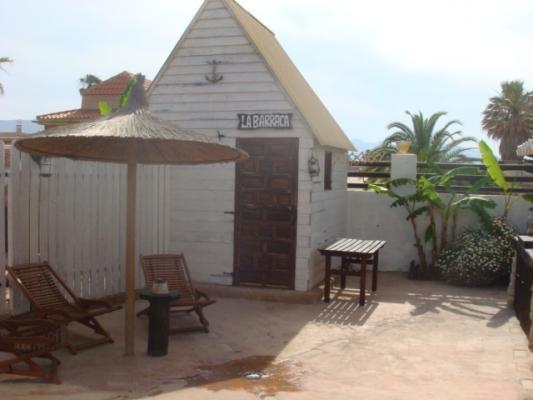 Inmobiliaria Cullera Playa Gestitur - Chalet en el Marenyet. #3759 - En Venta
