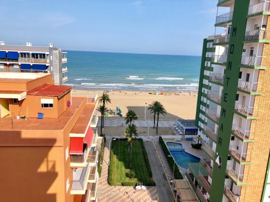 Inmobiliaria Cullera Playa Gestitur - Apartamento en Segunda línea de Playa. #5811 - En Venta