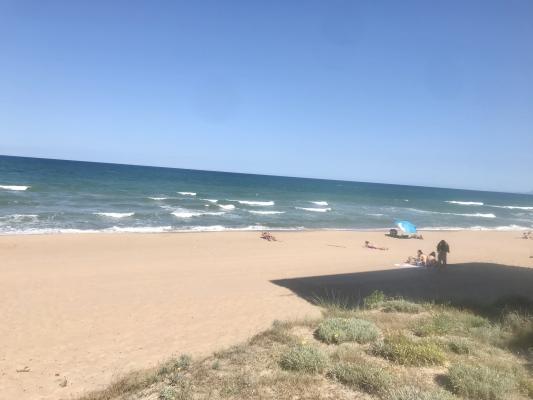 Inmobiliaria Cullera Playa Gestitur - Apartamento en la Playa de Tabernes. #6011 - En Venta