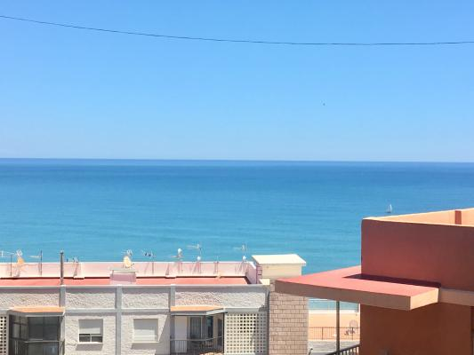 Inmobiliaria Cullera Playa Gestitur - Apartamento en la zona del Faro #5805 - En Venta