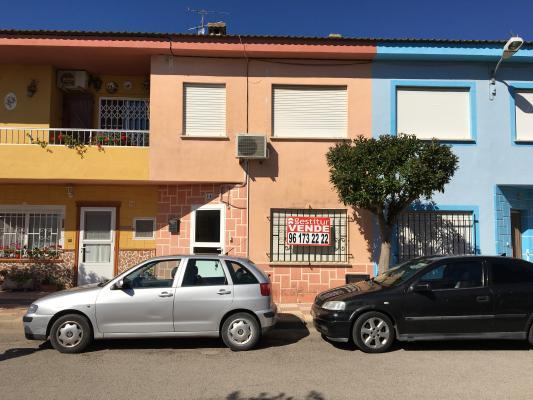 Inmobiliaria Cullera Playa Gestitur - Adosado en Zona Brosquil. #4947 - En Venta