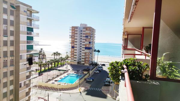 Inmobiliaria Cullera Playa Gestitur - Apartamento en la zona del Racó. #5933 - En Venta