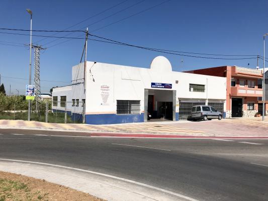 Inmobiliaria Cullera Playa Gestitur - Nave en el Polígono Industrial de Cullera. #5806 - En Venta