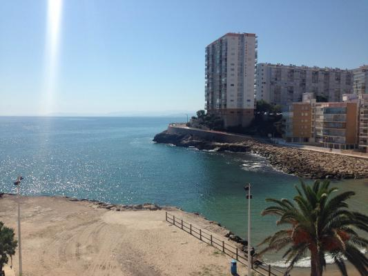Inmobiliaria Cullera Playa Gestitur - Chalet en Primera línea de Playa. #4698 - En Venta