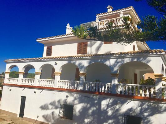 Inmobiliaria Cullera Playa Gestitur - Chalet Independiente en  Buenavista. #5587 - En Venta