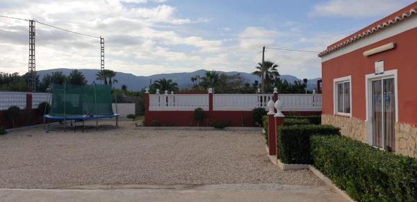 Inmobiliaria Cullera Playa Gestitur - Casa de campo en la zona del Brosquil #5958 - En Venta