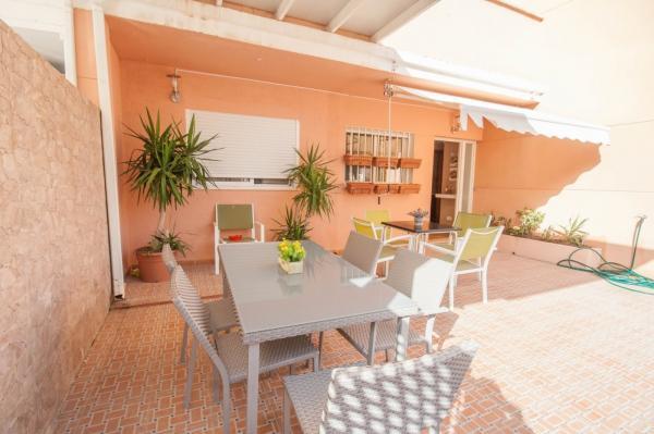 Inmobiliaria Cullera Playa Gestitur - Adosado en la zona del Raco #5898 - En Venta