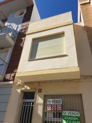 Inmobiliaria Cullera Playa Gestitur - Casa en la zona de San Antonio. #5899 - En Venta