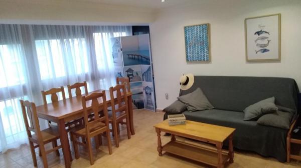 Inmobiliaria Cullera Playa Gestitur - Apartamento en la zona San Antonio. #5980 - En Venta