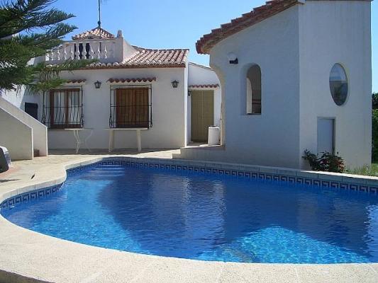 Inmobiliaria Cullera Playa Gestitur - Chalet en el Brosquil #728 - En Venta